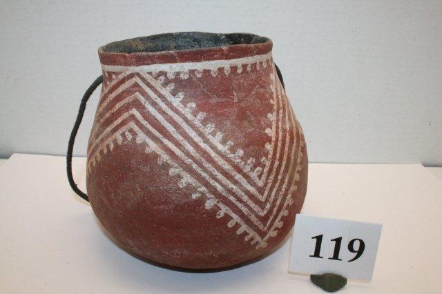 119: Anasazi Water Jar