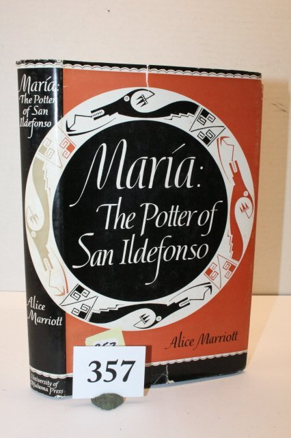 "357: Book – ""Maria"""