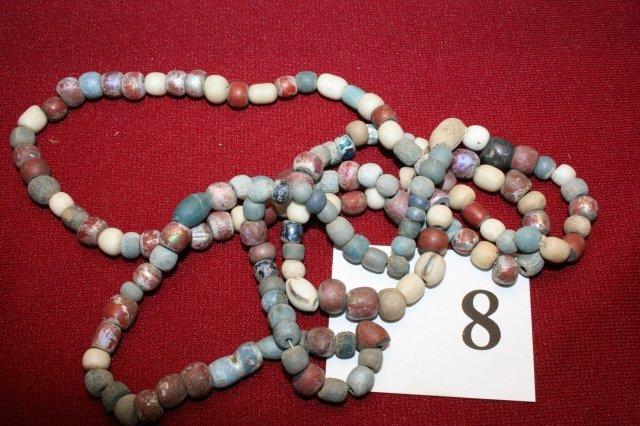 8: Strand Telico Trade Beads