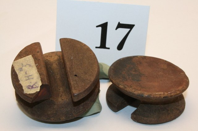 17: Pair of Ear Spools