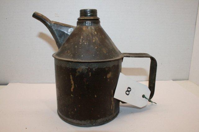 8: Kerosene Container