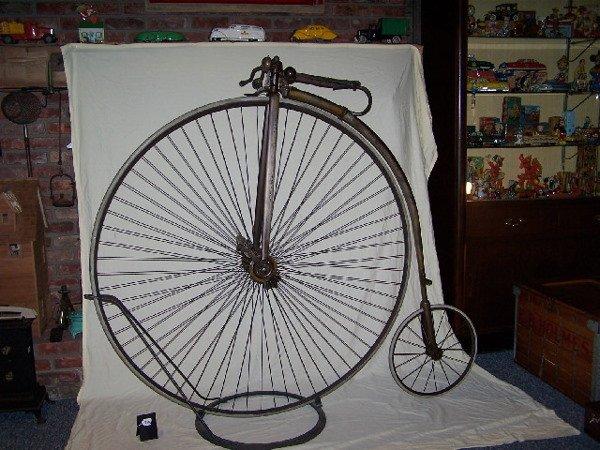 270: High Wheel Bicycle