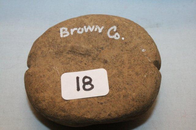 18: Brown Co. Ohio Loafstone