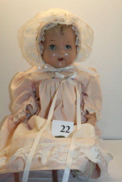 22: Composition Sleepy Eye Doll