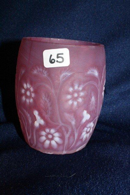 65: Florantine Tumbler
