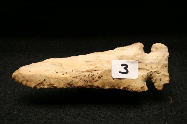 3: Archaic Bevel Point