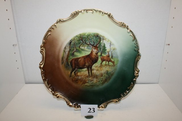 23: Royal Munich Game Plate