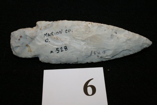 6: Flint Ridge Adena Spear