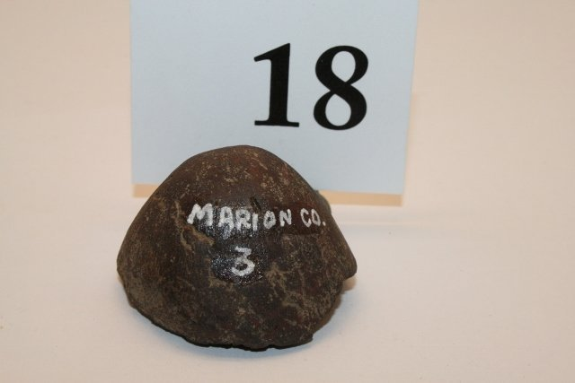 18: Hematite Cone