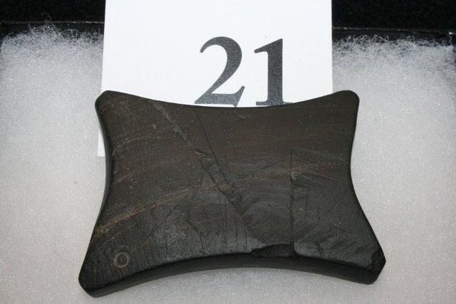 21: Quadra Concave Gorget