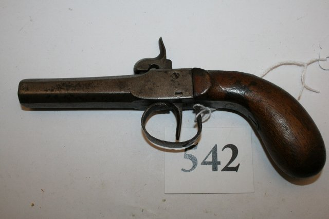 542: Boot Pistol