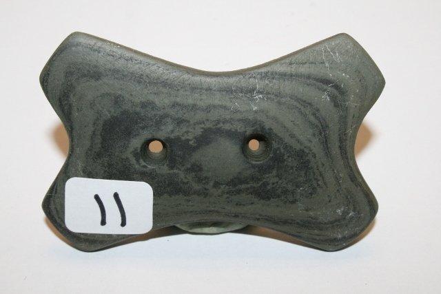 11: Quadra Concave Gorget