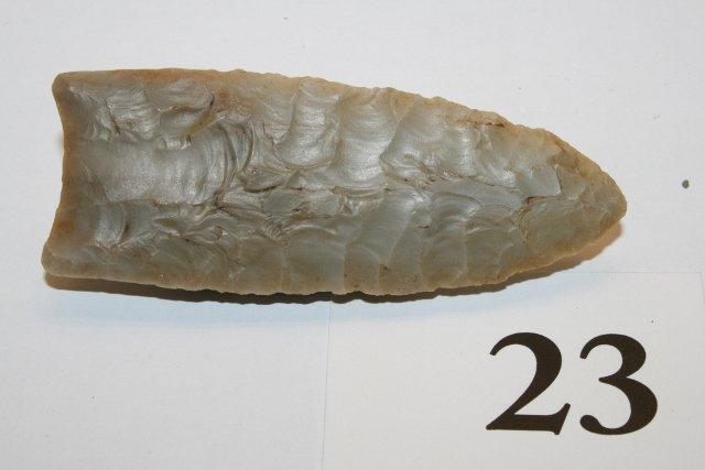 23: Carter Cave Clovis Point
