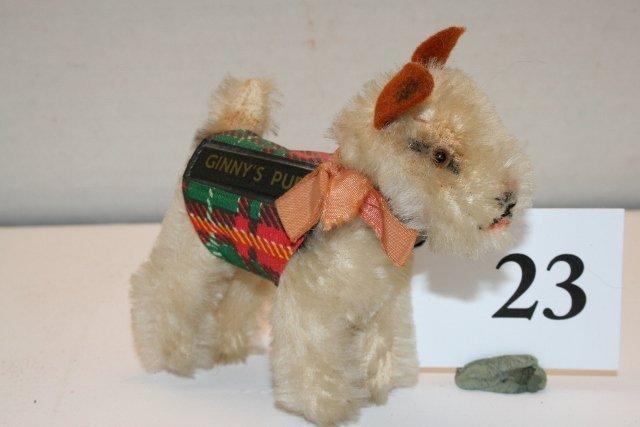 "3 ½"" Ginnys Pup"