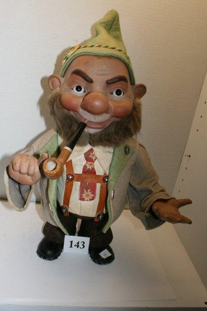 Clockworks Gnome