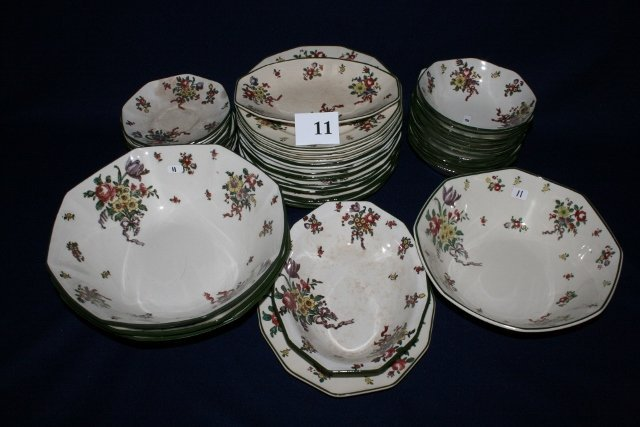 Royal Doulton Partial Dish Set