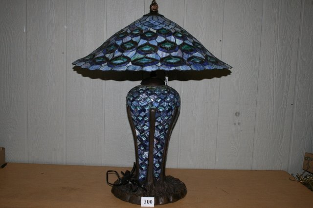 Reproduction Blue Lamp