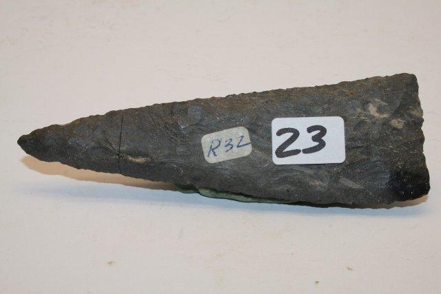 Nellie Chert Fort Ancient Knife