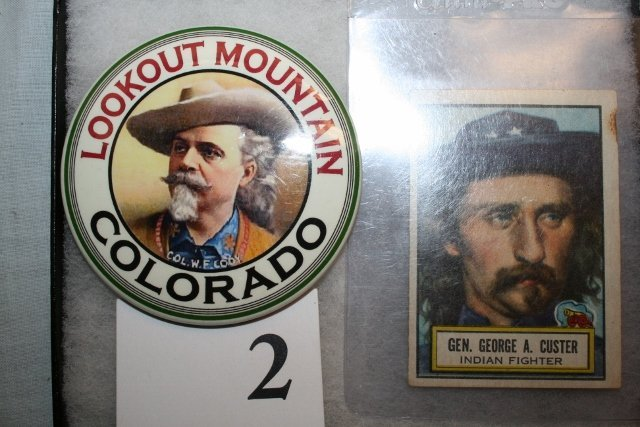Lookout Mountain Colorado Badge