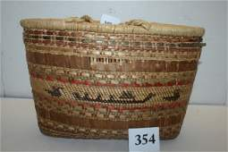 Makah Basket
