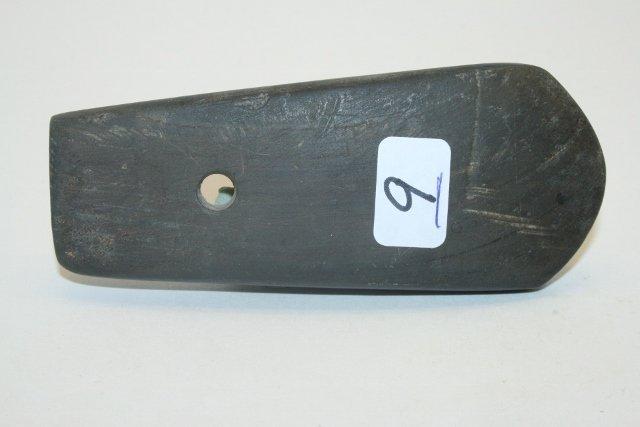 Banded Slate Pendant