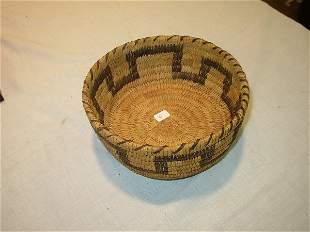"7 1/2"" x 3"" Papago Basket"