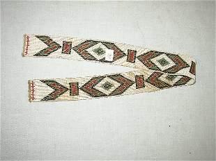 """23 1/4"""" Loom Beaded Strip"""