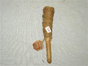 """6 3/4"""" Cheyenne Deer Leg Pipe"""