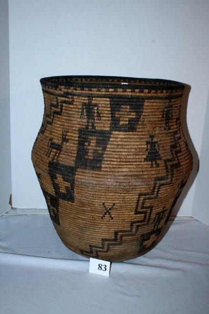 Apache Storage Basket