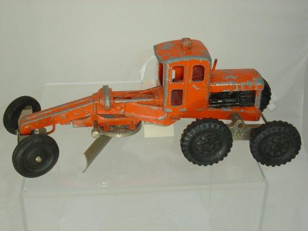 4: Hubley Die Cast Road Scraper