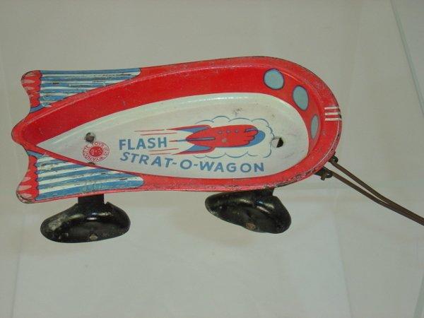 14: Wyandotte Metal Flash Strat-O-Wagon