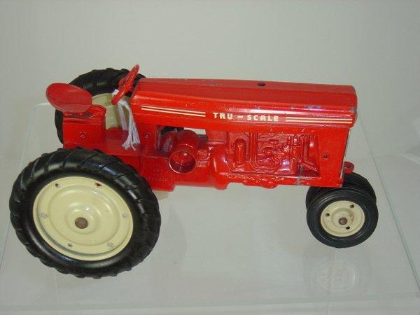 17: Farmall Tractor