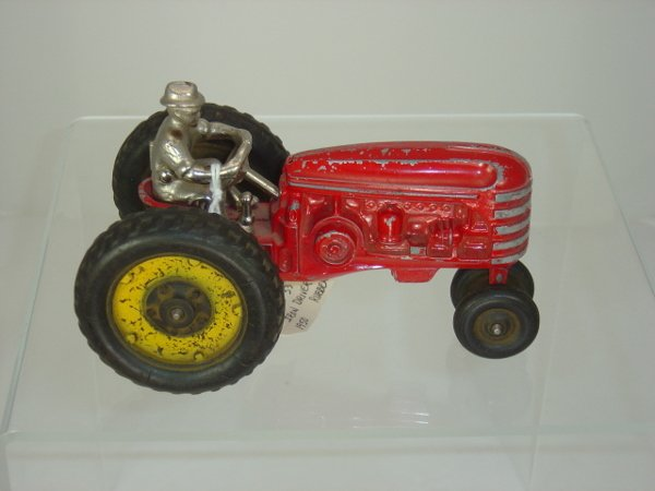 18: Hubley Massey Harris Tractor
