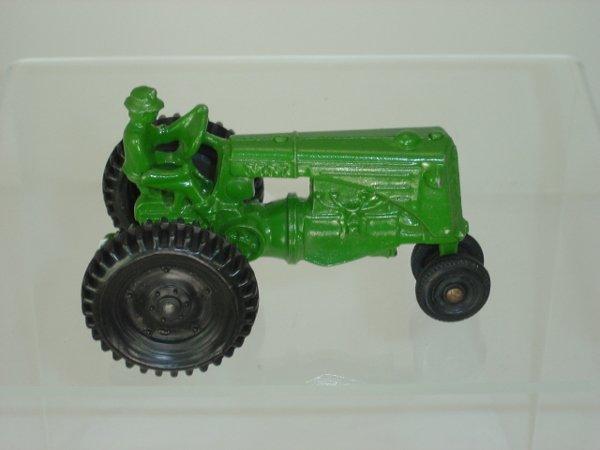 20: Die Cast Tractor