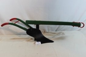 1 Button Push Plow - Will Not Ship