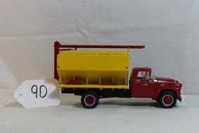 Gmc Feed Truck-feed Sacks