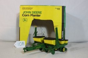 John Deere 4 Row Corn Planter