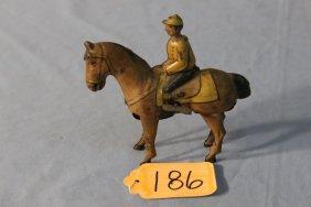 Germany Horse & Jockey