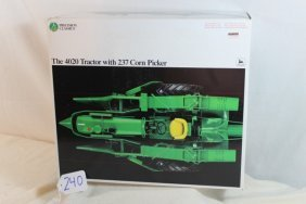Precision Corn Picker 4020