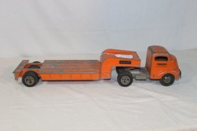 Smith Miller Truck & Trailer Original Paint Showing