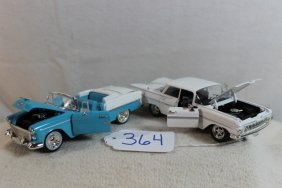 1959 Chevy 4d 1 Maala& 1955 Chevy Conv