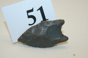 Hornstone Paleo Fluted Point