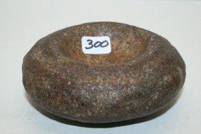 Hardstone Effigy Bowl