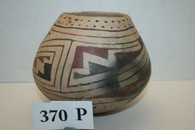 Ramos Polychrome Prehistoric Pot