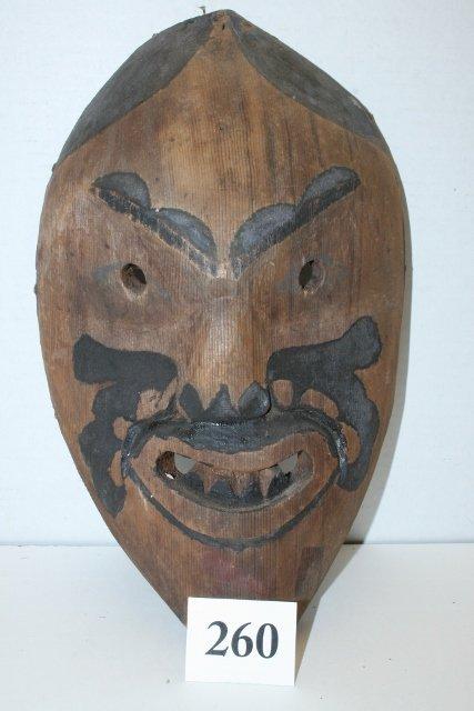 North West Coast Face Mask