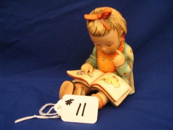 11: Hummel  Book Worm #8