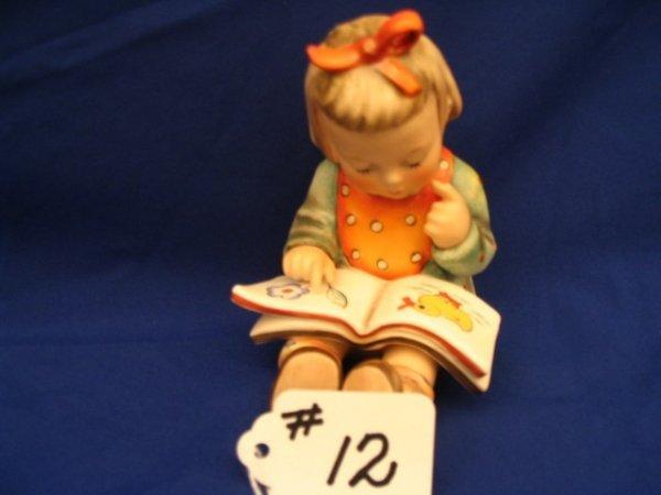 12: Hummel  Book Worm #8