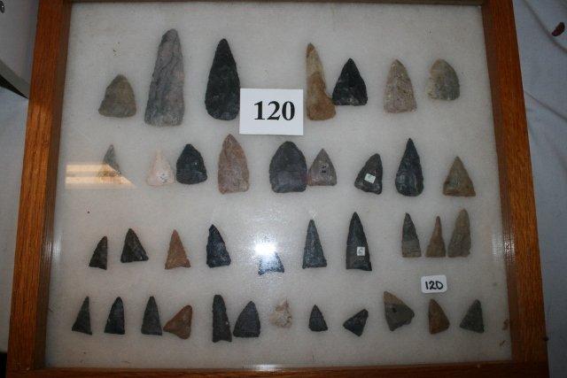 38 Triangular Points