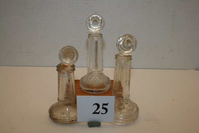 3 Candlestick Phone Candy Containers