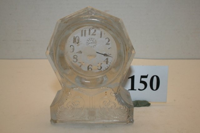 Clock Candy Container